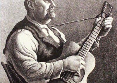 The Hymn Singer (The Minstrel)