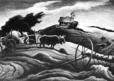 New England Farm